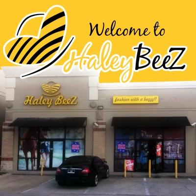HaleyBeez Dallas Storefront